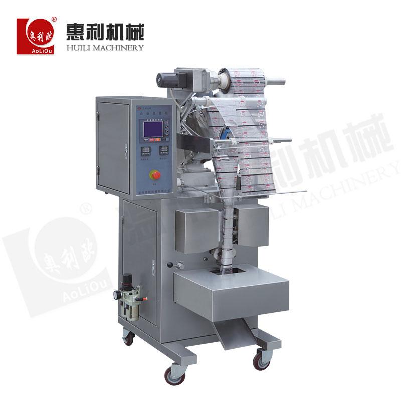 HXL-F100全自动粉剂自动包装机(四边封滚切)