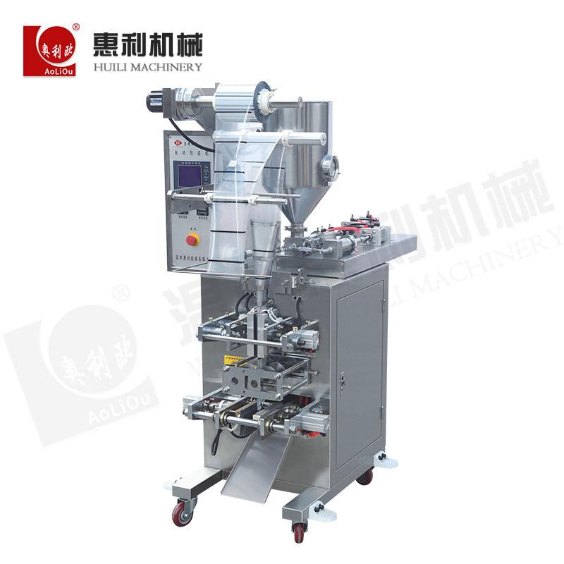 SJIII-S100全自动膏体液体包装机(四边封)