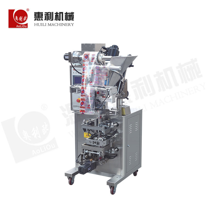 SJIII-F100全自动粉剂包装机(倾斜式螺杆)