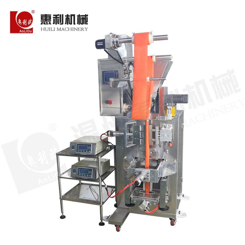 HLCB200自动立式无纺布超声波封合包装机
