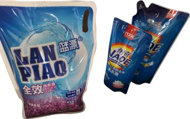 液体给袋式包装机应用案例