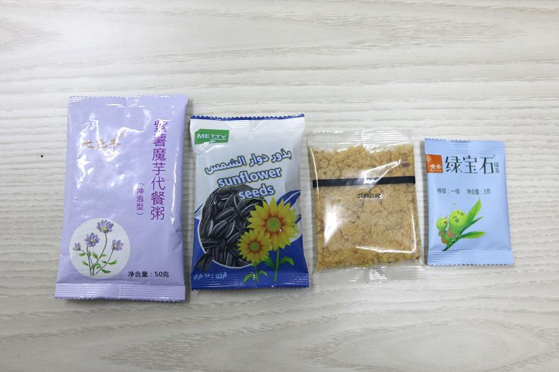 全自动粉剂包装机应用案例