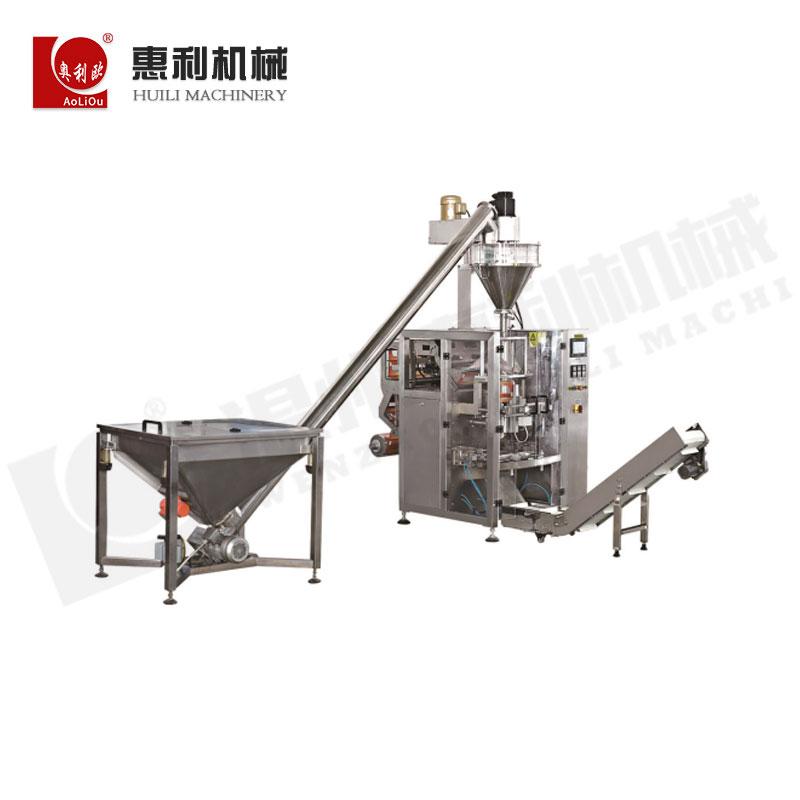 快来了解陕西颗粒包装机在化工行业中的应用吧