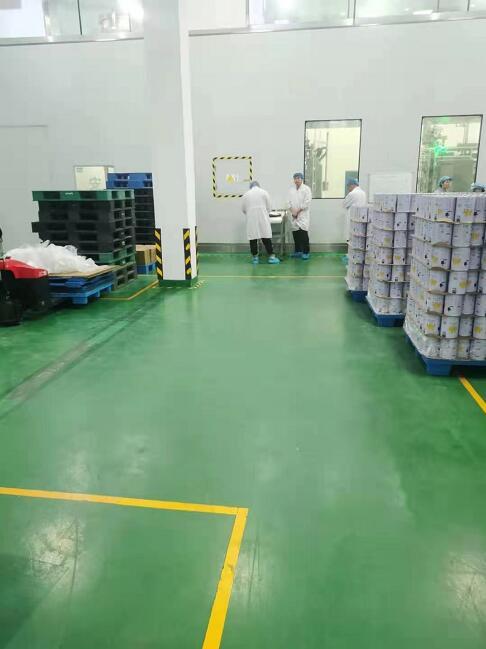 陕西圣唐乳业有限公司——奶粉多列包装机