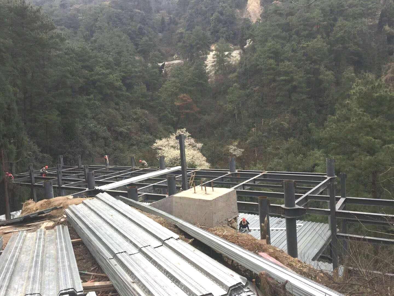 四川省达州铁山森林公园