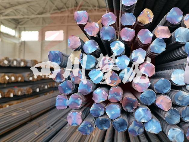 对于成都螺纹钢的使用优势,你了解吗?