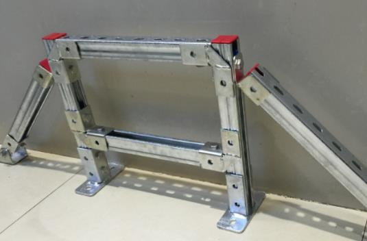 建筑应用使用的抗震支架施工工艺及技术要求介绍