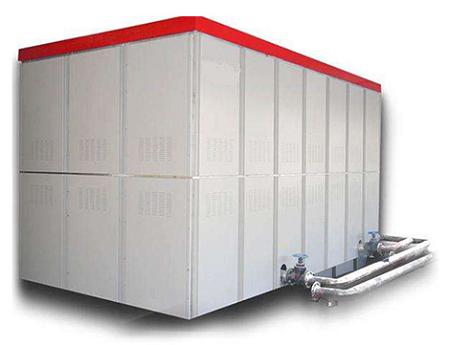 蓄热式电锅炉如何供暖?