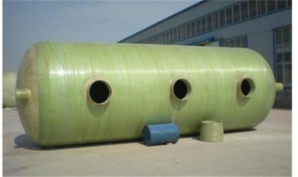 玻璃钢化粪池的使用方法