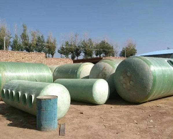 内蒙古玻璃钢化粪池成品区