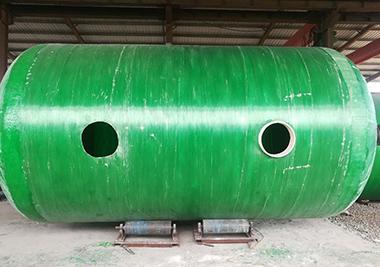 玻璃钢化粪池的安装工艺流程以及原理了解下!