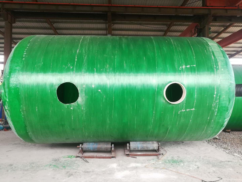 内蒙古玻璃钢化粪池制作