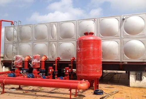 消防水罐制作安装应执行哪些标准呢?