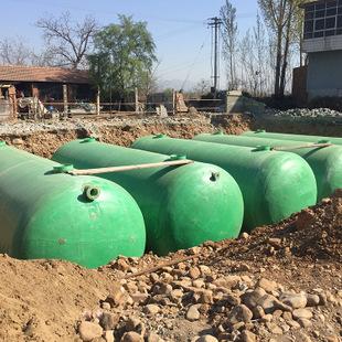 为什么玻璃钢化粪池会取代传统化粪池呢?