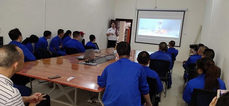 消防安全知識培訓