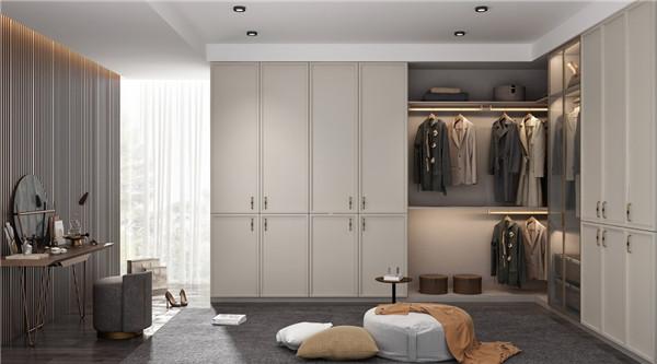 定制衣柜的几种常见方式?分别适合哪些户型安装呢?