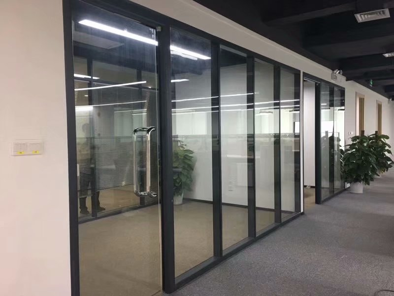 成都铝合金玻璃隔断厂家