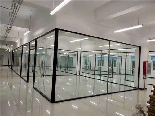 成都玻璃隔断墙的五大安装技巧,你都知道吗