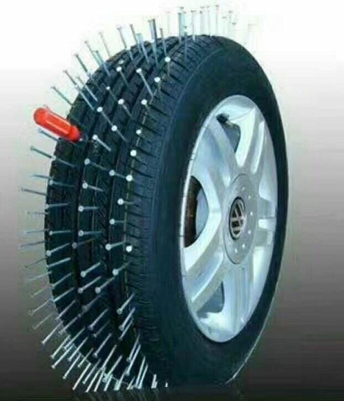 耐扎汽车轮胎