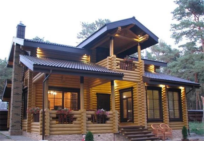 新疆木屋别墅