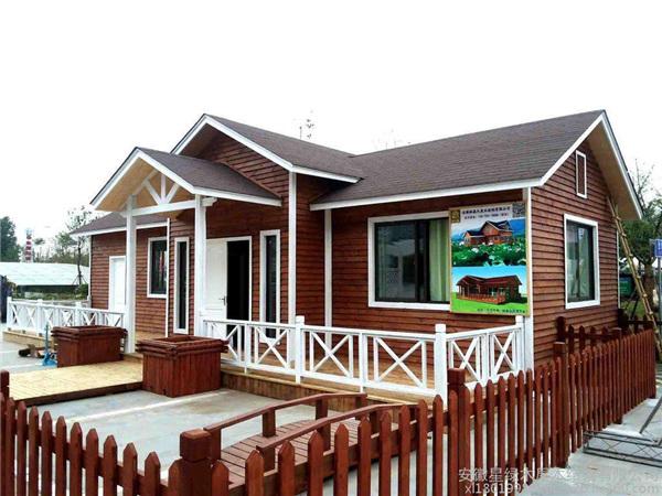 高端木屋 重型木屋别墅 新疆木屋设计施工