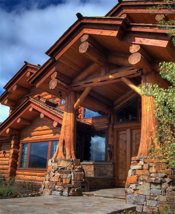 轻型木屋专业设计定制推荐新疆木屋别墅厂家