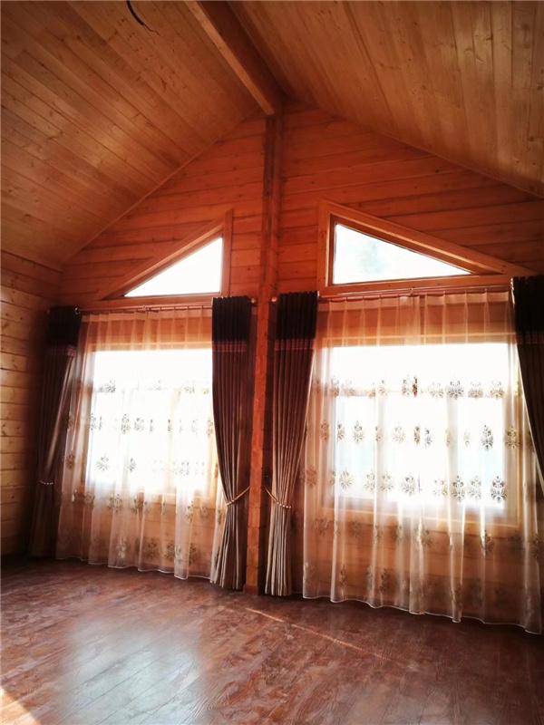新疆木屋厂家推荐别具一格的民宿 农家乐木屋