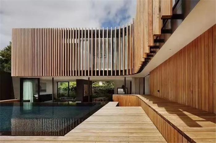 钢结构木屋厂家推荐 新疆防腐木别墅专业设计安装
