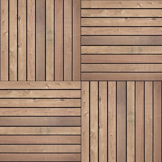 你的阳台使用的什么木材呢?防腐木真的好用!