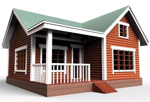 木屋在制作安装方面的要求介绍