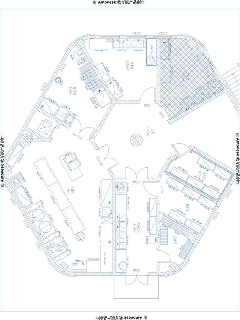 四川厨房设备设计方案—眉山幼儿园