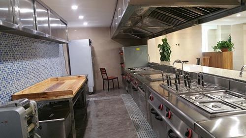 成都厨房设备单位案例