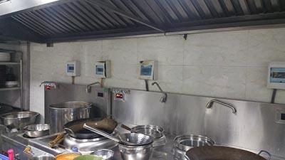 四川厨房设备工厂案例