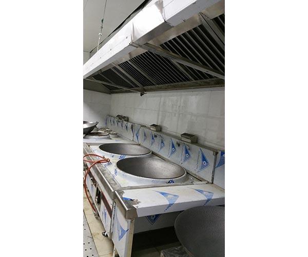 四川商用厨房设备单位案例