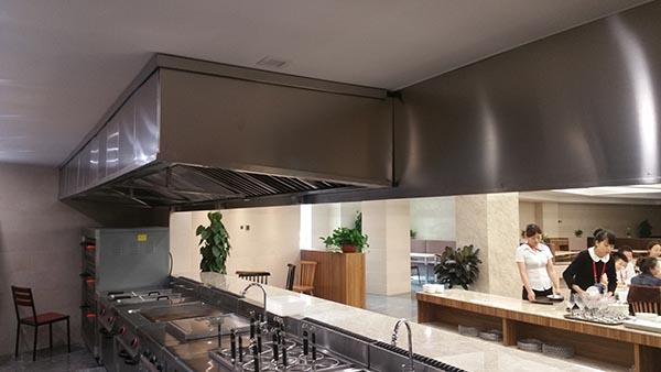 成都商用厨房设备案例