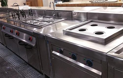 四川厨房设备单位案例