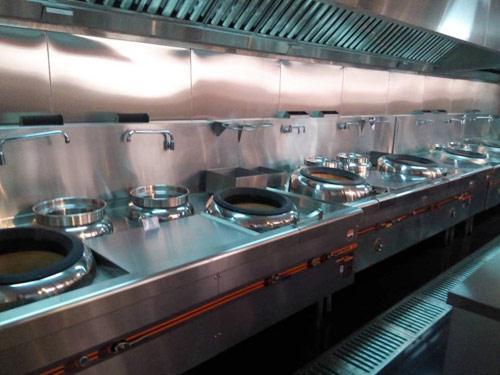 四川厨房设备行业之厨房设备产业链亟须完善