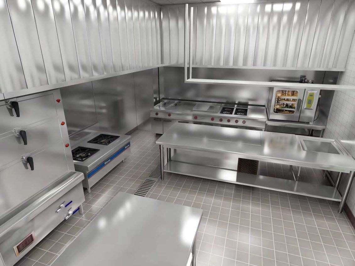 成都厨房设备选购应该注意的三点安全事项