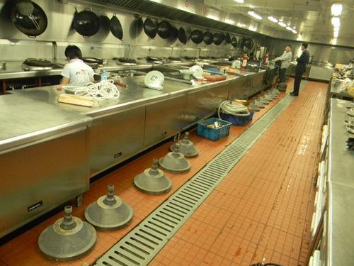 四川厨房设备厂家提醒您燃气设备需要定期检查