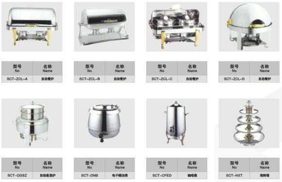 不锈钢厨具的挑选技能以及使用方法