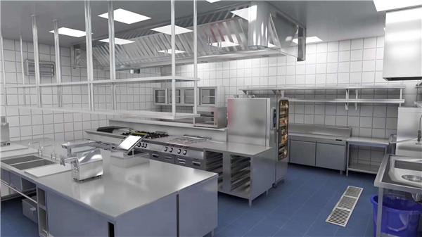 成都酒店厨房设备设计方案