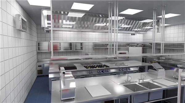 成都厨房设备设计方案