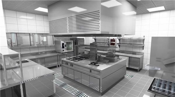 四川商用厨房设备设计方案