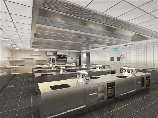 四川大型厨房设备设计方案