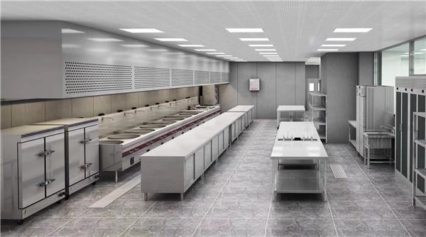 商用厨房设备设计方案