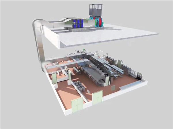 四川酒店厨房设备设计方案