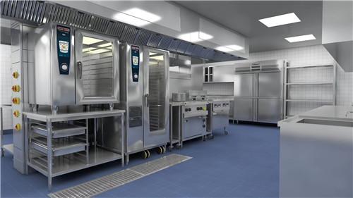 成都廚房設備成功案例展示—新華大酒店