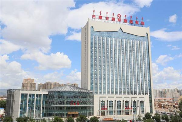 内蒙古国际蒙医院施工