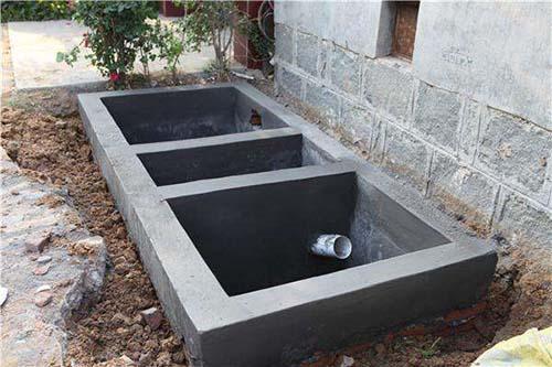 回农村建房,化粪池应该怎么建?做化粪池需要多少钱?