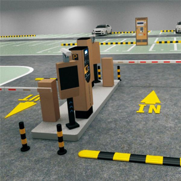 停车场系统车牌识别